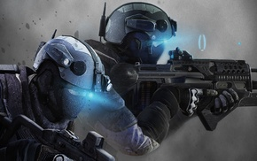 Tom Clancys Ghost Recon Future Soldier, video games, tactical, Tom Clancys Ghost Recon, military, smoke