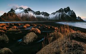 landscape, Iceland, nature