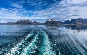 Lofoten, Norway, Lofoten Islands, sea