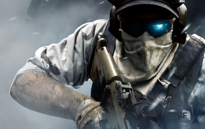assault rifle, military, tactical, Tom Clancys Ghost Recon, Tom Clancys Ghost Recon Future Soldier, portrait display