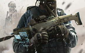 military, Tom Clancys Ghost Recon, Tom Clancys Ghost Recon Future Soldier, Ghost Recon, portrait display, tactical