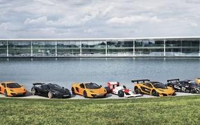 McLaren P1, McLaren MP4, 12C GT3, 12C, McLaren F1, McLaren M1B