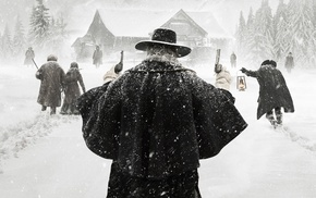 Quentin Tarantino, The Hateful Eight, movies
