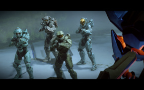 Halo, Halo 5, Blue Team, Osiris Squad
