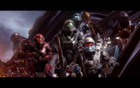 Blue Team, Halo 5, Osiris Squad, Halo