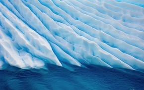 glaciers, ice, Arctic