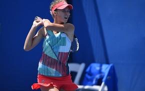 Anna Kalinskaya, girl, tennis