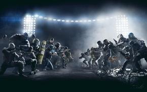 video games, artwork, Rainbow Six Siege