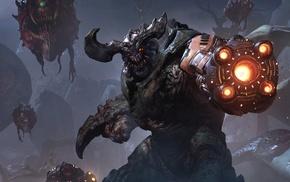 video games, Doom game
