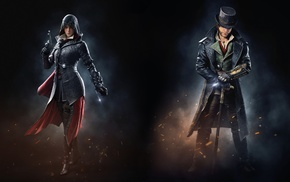 Assassins Creed Syndicate, Crysis, Evie Frye, video games, Jacob Frye