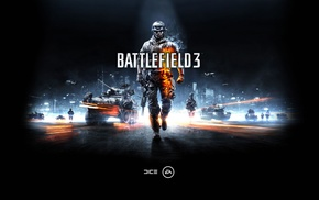 Battlefield, video games, Battlefield 3