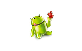 Apple Inc., Android operating system