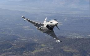 jet fighter, Eurofighter Typhoon