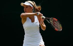 girl, tennis, tennis rackets, Katie Swan