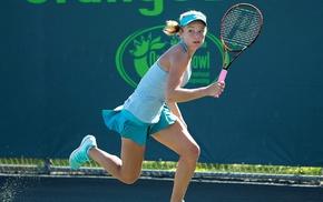 tennis, Katie Swan, tennis rackets