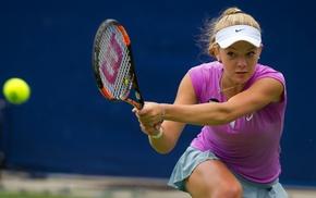 Katie Swan, tennis rackets, tennis