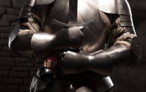 photography, kight, armor, sword