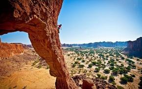 nature, climbing