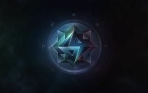 symbols, digital art