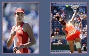 Ana Ivanovic, tennis rackets, tennis