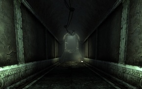 Fallout, video games, Fallout 3, tunnel