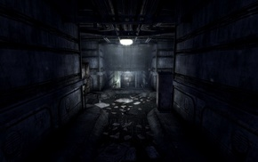Fallout 3, tunnel, Fallout, video games