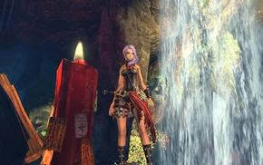 video game girls, Blade  Soul, screen shot, video games