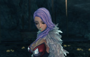 video games, screen shot, video game girls, Blade  Soul