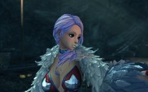 video games, screen shot, Blade  Soul, video game girls