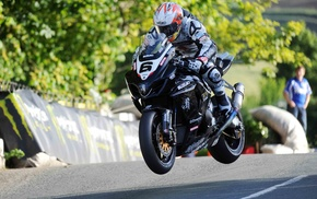 racing, motorcycle, Tourist Trophy