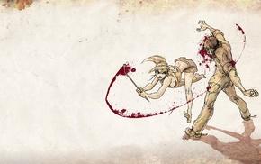 zombies, cartoon