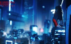 video games, Mirrors Edge Catalyst, artwork