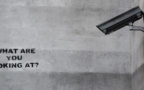 graffiti, security, wall