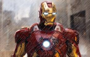 superhero, The Avengers, Marvel Comics, Iron Man