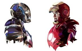 Mark II, Tony Stark, Iron Man