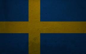 flag, Sweden, Sverige