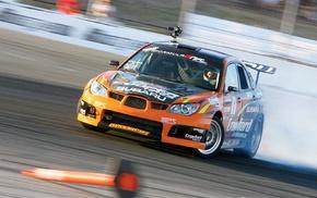 Team Orange, Subaru