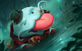Poro, Tahm Kench League of Legends, League of Legends