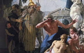 Greek mythology, Putti, classic art