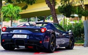 Ferrari 458 Italia, car, Ferrari 458
