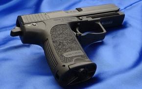 .45 ACP, gun, Heckler  Koch, Heckler  Koch 45