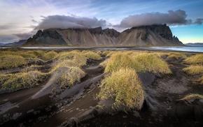 nature, Iceland, landscape