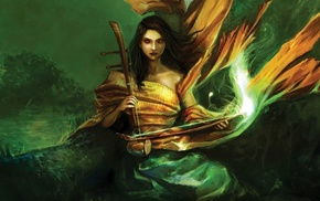 artwork, music, fantasy art