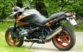 BMW R1150 R Rockster, motorcycle