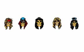 music, Guns N Roses