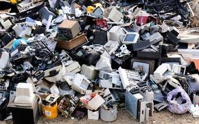 cassette, trash, technology, Retro computers