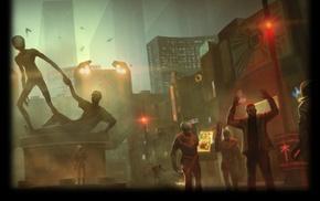 aliens, XCOM, XCOM 2, war