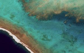 sea, blue, Earth