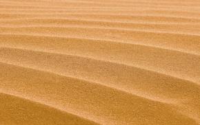 macro, lines, sand