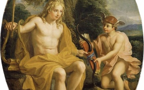 classic art, painting, Greek mythology